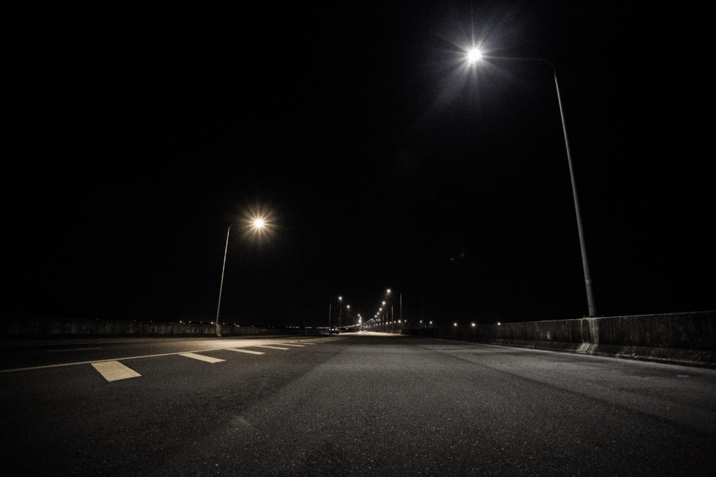 Hit By a Car Without Headlights - Davis Firm - Chattanooga Car Wreck Lawyer